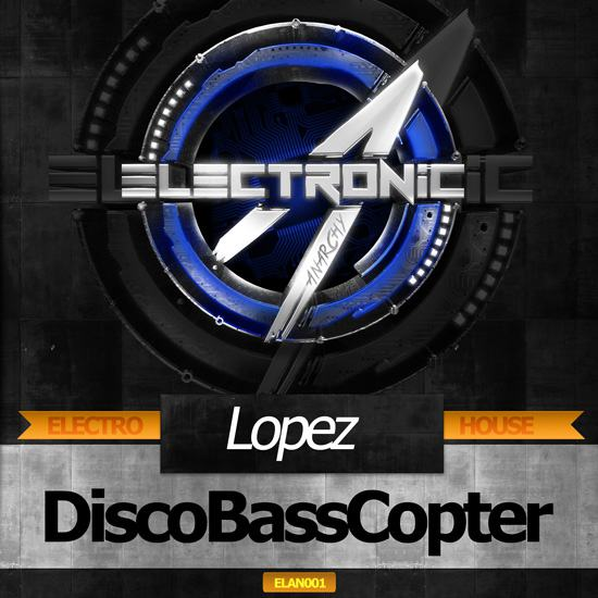 Lopez - DiscoBassCopter [Cover]