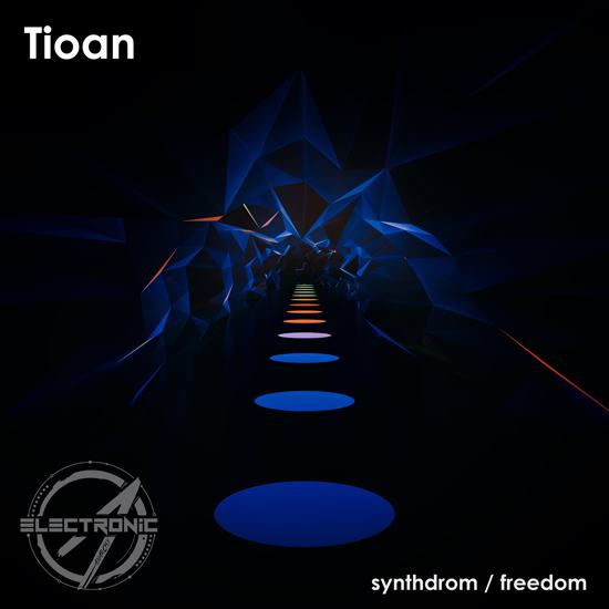 Tioan - Freedom EP [Cover]